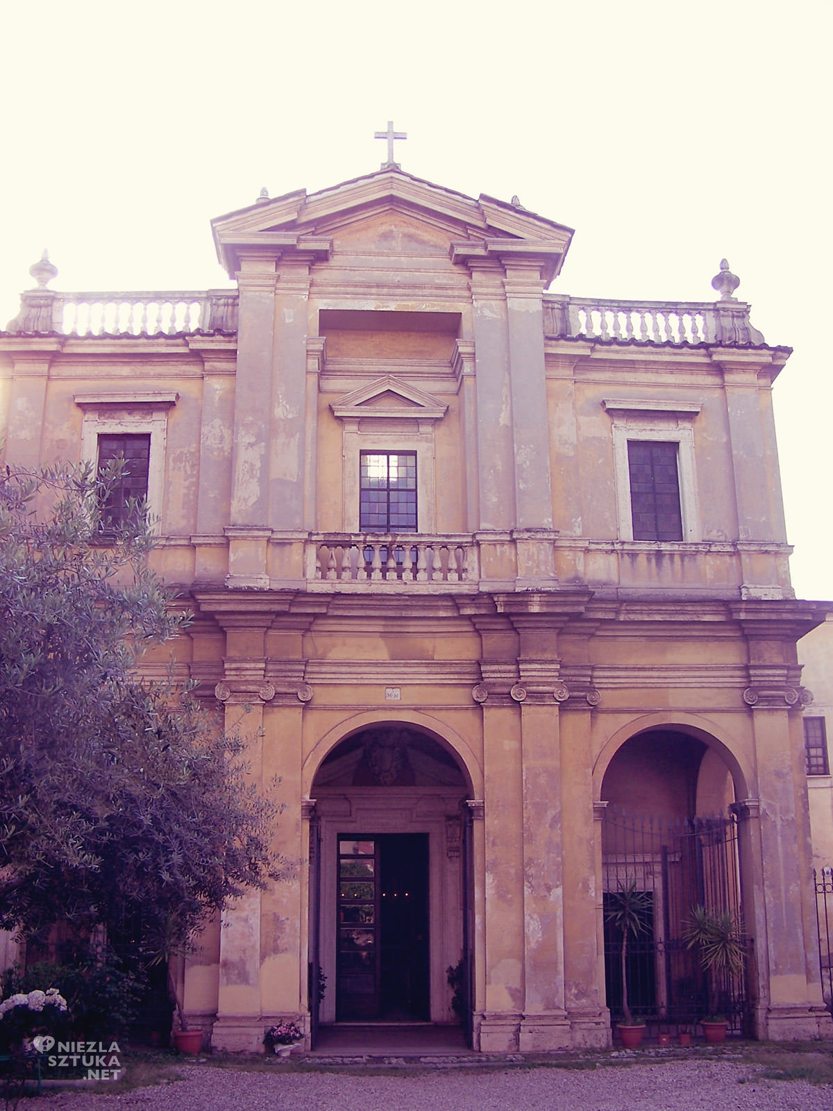 Gian Lorenzo Bernini, Kościół Santa Bibiana, sztuka włoska, rzeźba, Rzym, przewodnik po Rzymie, sztuka w Rzymie, Niezła sztuka