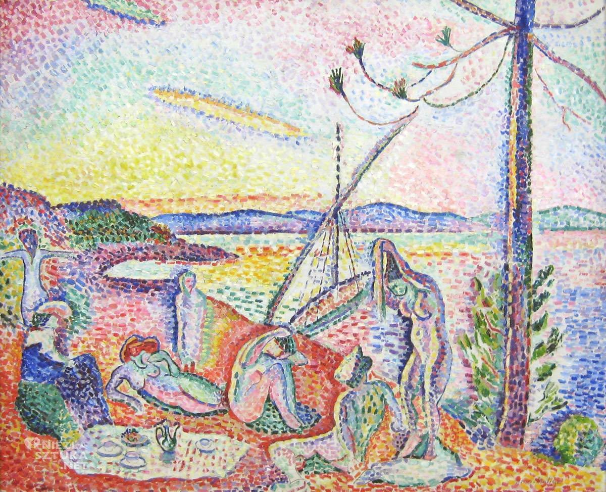 Henri Matisse, Przepych, spokój, rozkosz, Niezła sztuka