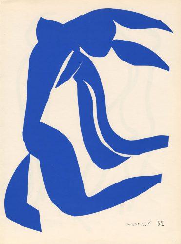 Henri Matisse, Rozwiane włosy, matisse wycinanki, Niezła sztuka