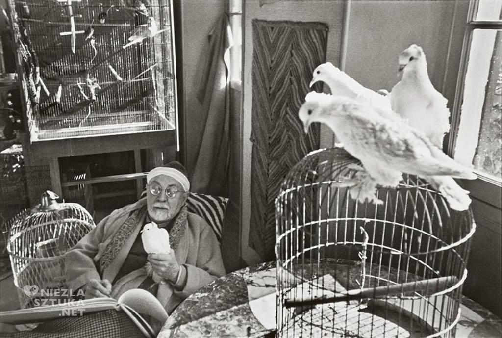 Henri Matisse, Henri Cartier-Bresson, Niezła sztuka