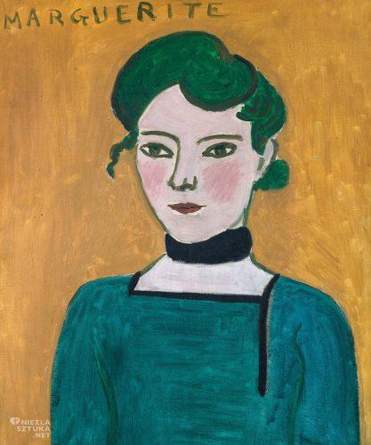 Henri Matisse, Marguerite, Niezła sztuka