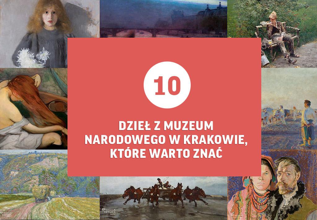 muzeum narodowe w Krakowie, polskie malarstwo, sztuka polska, niezła sztuka