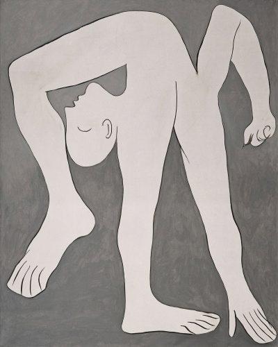 Pablo Picasso, Akrobata, muzeum picassa, Niezła sztuka