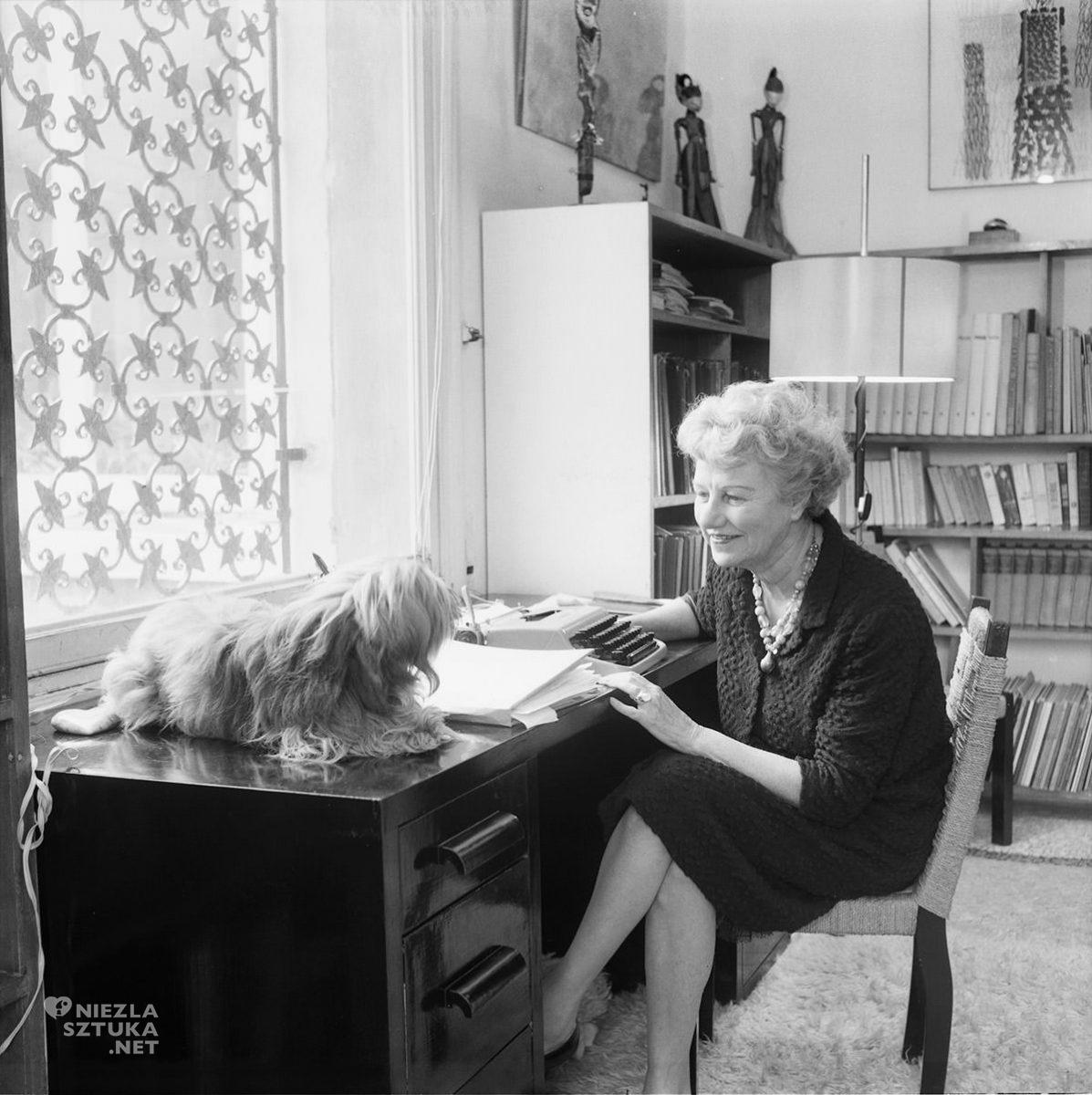 Peggy Guggenheim, Wenecja, Palazzo Venier dei Leoni, kolekcja Guggenheim, Niezła Sztuka