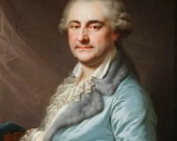 Jan Chrzciciel Lampi, Portret Stanisława Augusta w szlafroku, Stanisław August Poniatowski, Niezła sztuka