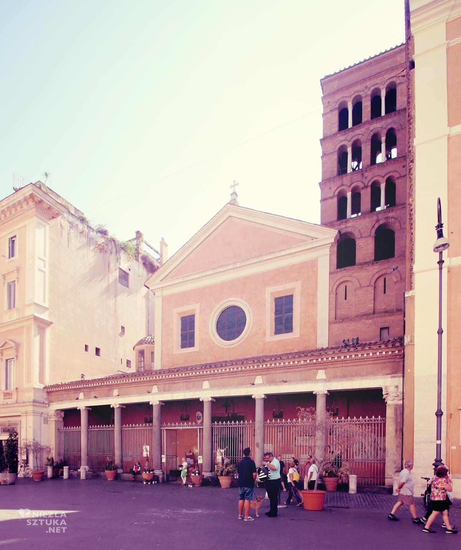 Gian Lorenzo Bernini, Kościół San Lorenzo in Lucina, sztuka włoska, rzeźba, Rzym, przewodnik po Rzymie, sztuka w Rzymie, Niezła sztuka