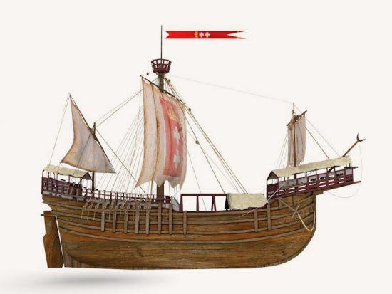 statek Piotr z Gdańska, Paweł Beneke, ołtarz memling, Niezła sztuka