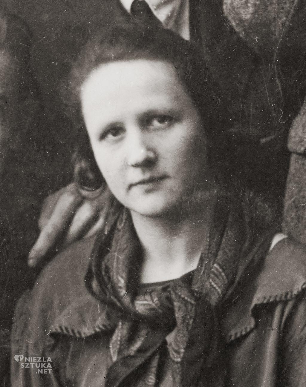 Hanna Rudzka-Cybis, malarka, Niezła sztuka