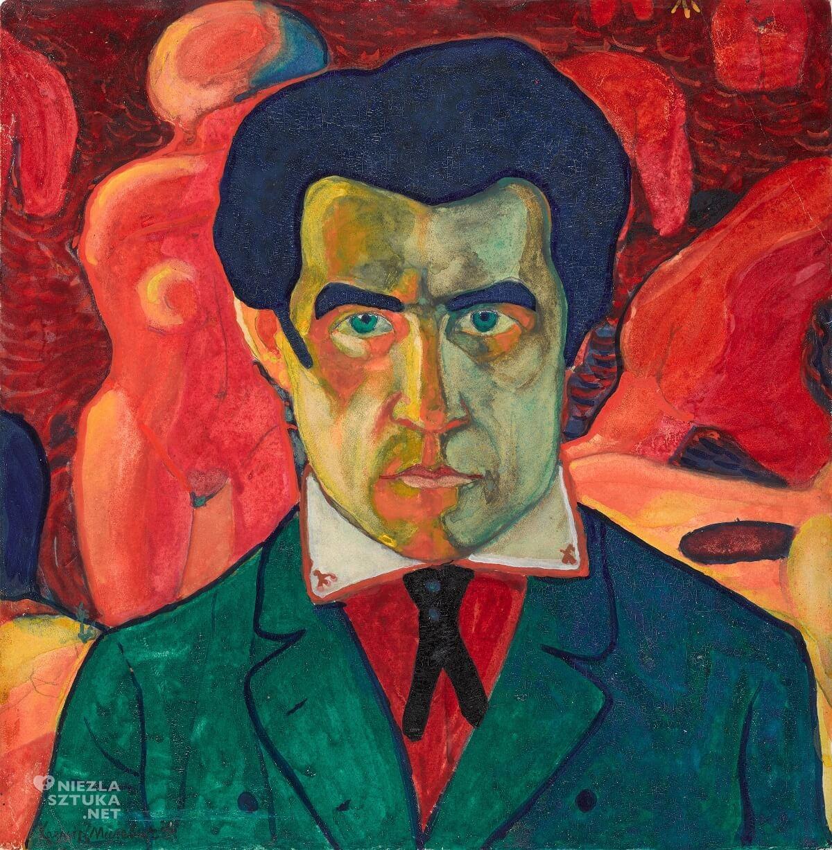 Kazimierz Malewicz, Autoportret, suprematyzm, suprematysta, Niezła sztuka