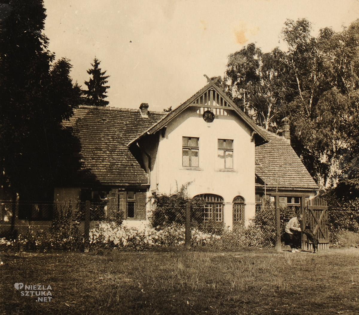 Dworek w Gościeradzu, Leon Wyczółkowski, Muzeum Okręgowe im. L. Wyczółkowskiego w Bydgoszczy, Niezła Sztuka