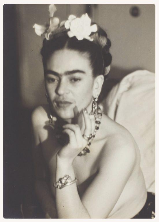 Frida Kahlo, kobieta, artystka, fotografia, Niezła Sztuka