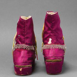 Frida Kahlo, buty, moda, Meksyk, Niezła Sztuka