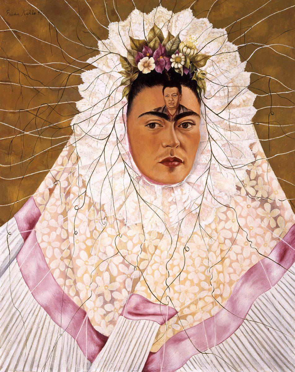 Frida Kahlo, Autoportret jako Tehuana, autoportret artyski, Diego Rivera, Niezła Sztuka