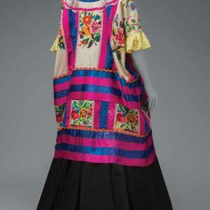 Frida Kahlo, strój, moda, Meksyk, Niezła Sztuka