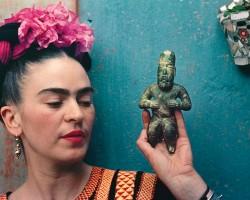 Nickolas Muray, Frida Kahlo, fotografia, kobieta, artystka, malarka, Meksyk, Niezła Sztuka