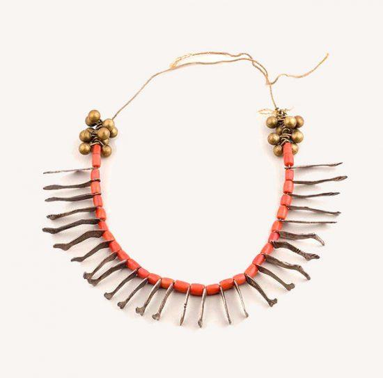 Frida Kahlo, moda, naszyjnik, biżuteria, Ni