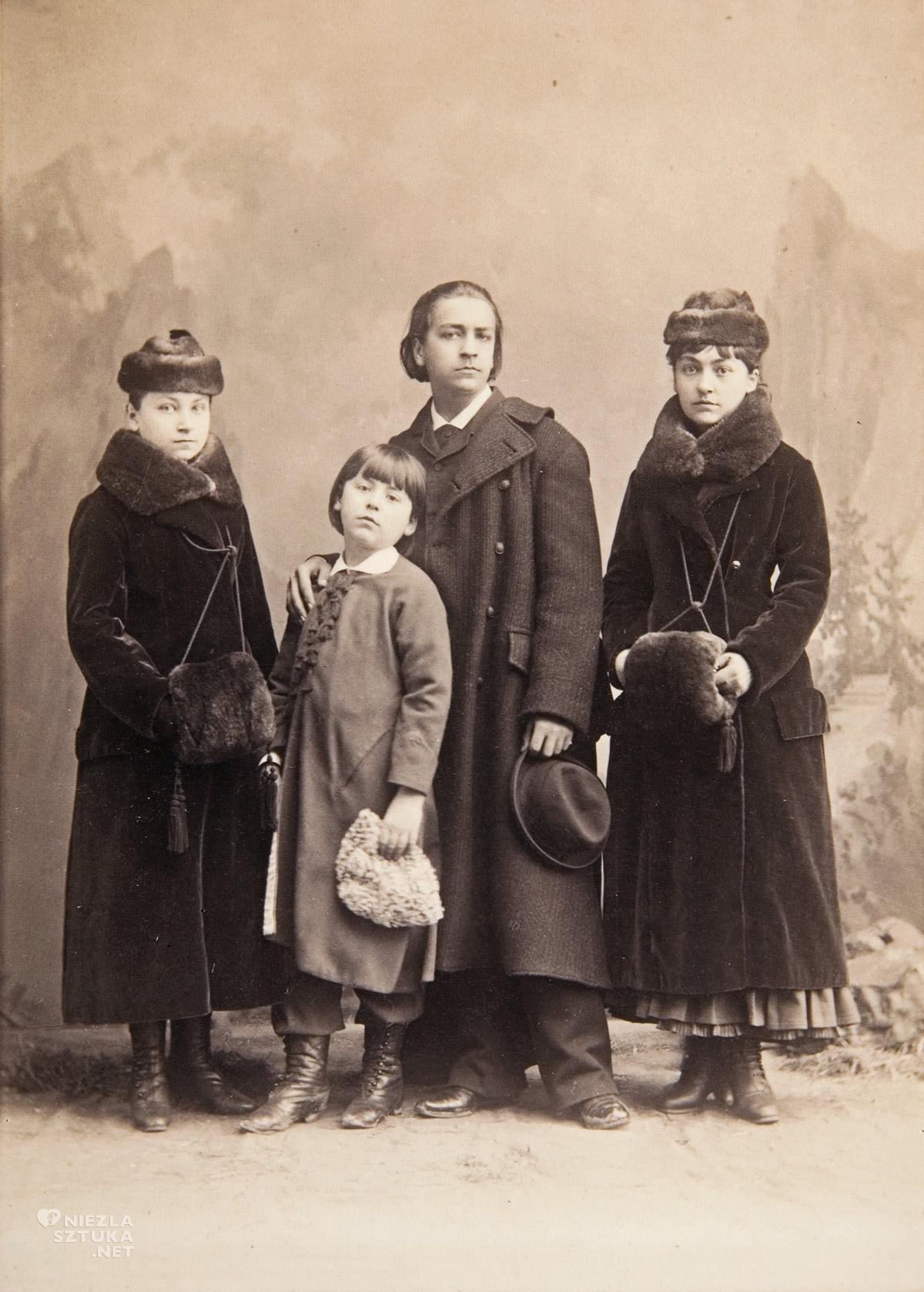 Jan Matejko, dzieci, fotografia, Muzeum Narodowe w Krakowie, Niezła sztuka
