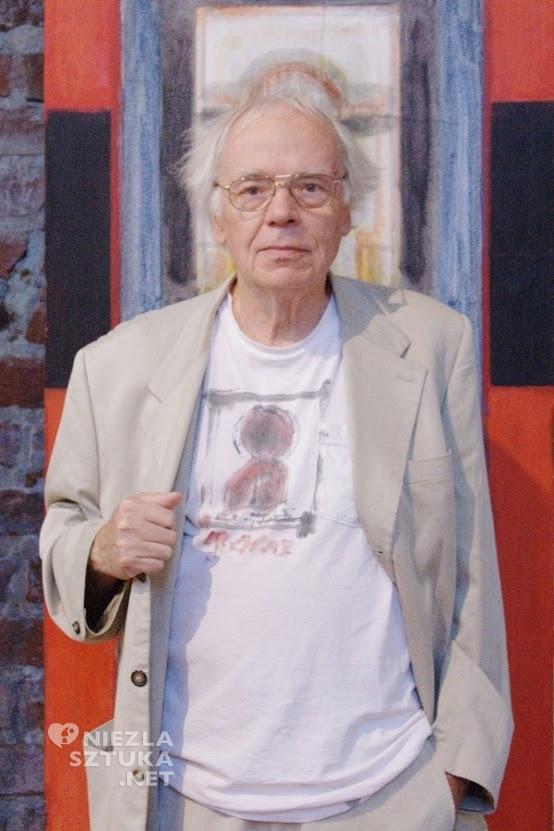 Kazimierz Głaz, malarz polski, sztuka współczesna, sztuka polska, Niezła sztuka