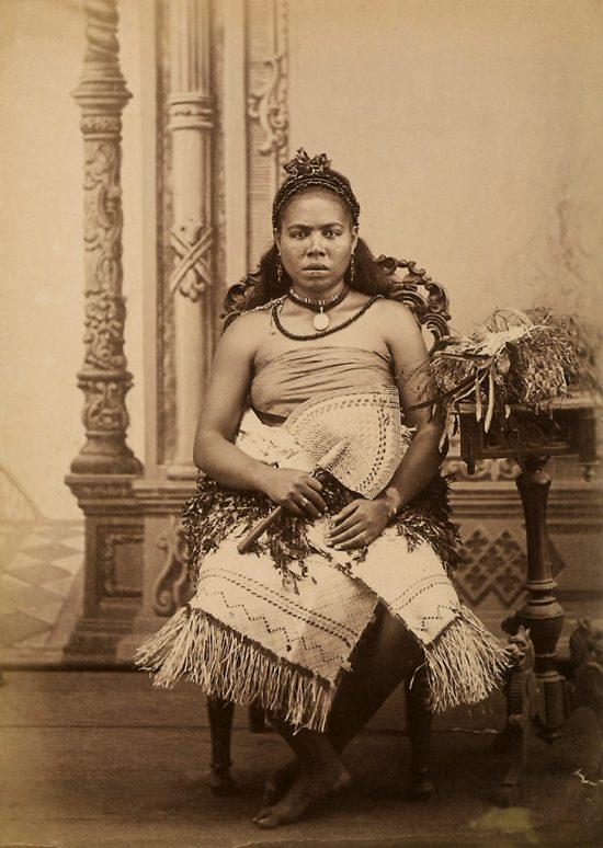 Kobieta, Tahiti, modelka, Paul Gauguin, Niezła Sztuka