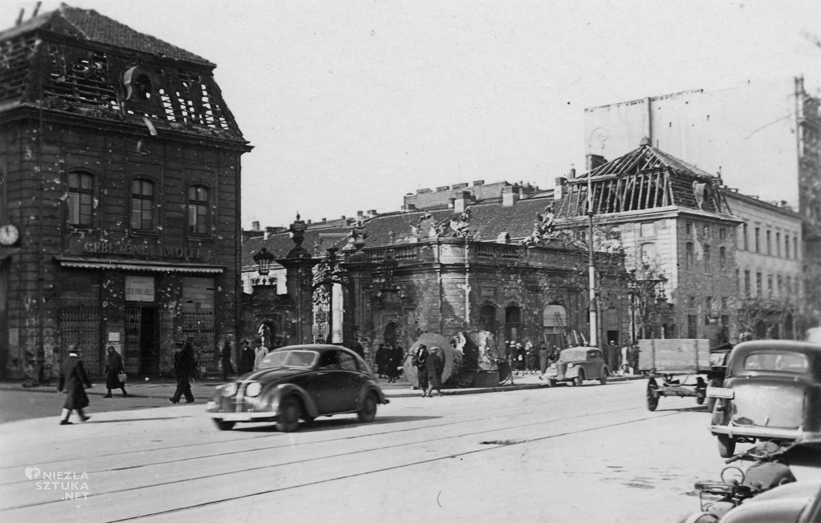 kordegarda, okupacja, Muzeum Powstania Warszawskiego, Niezła Sztuka