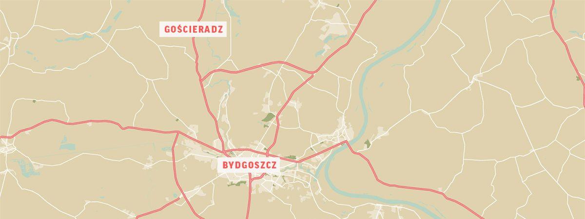leon wyczółkowski, mapa gościeradz, niezła sztuka