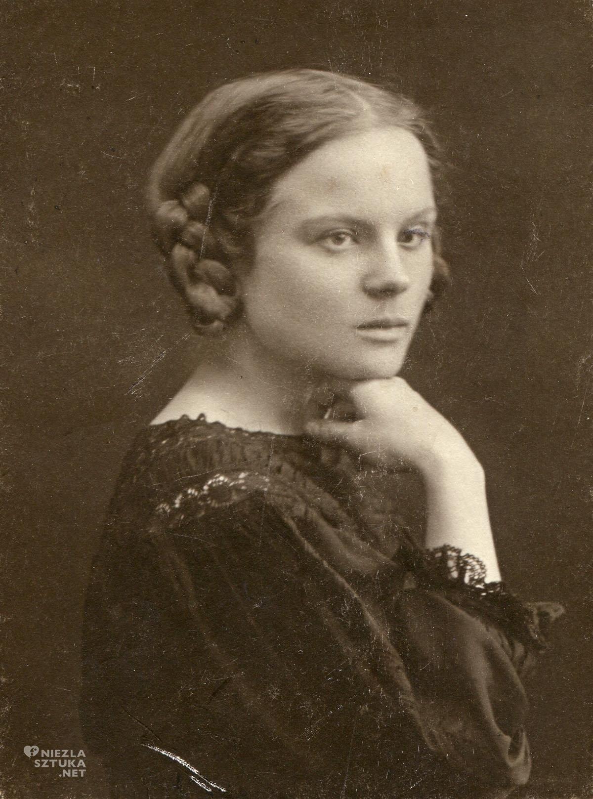 Maria Dąbrowska, Muzeum Literatury, fotografia, Niezła Sztuka