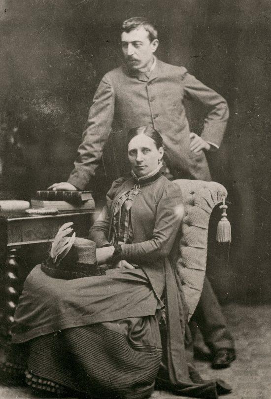 Paul Gauguin, żona, Mette Sophie Gad, Niezła sztuka