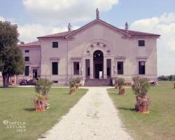 Andrea Palladio, Villa Pojana Maggiore, Vincenza, Veneto, Włochy, architektura, Niezła sztuka