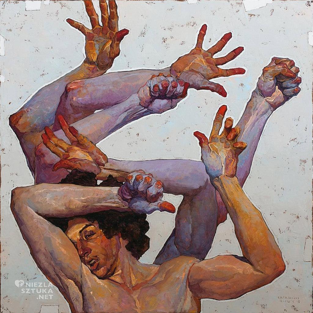 Denis Sarazhin, sztuka współczesna, Niezła Sztuka