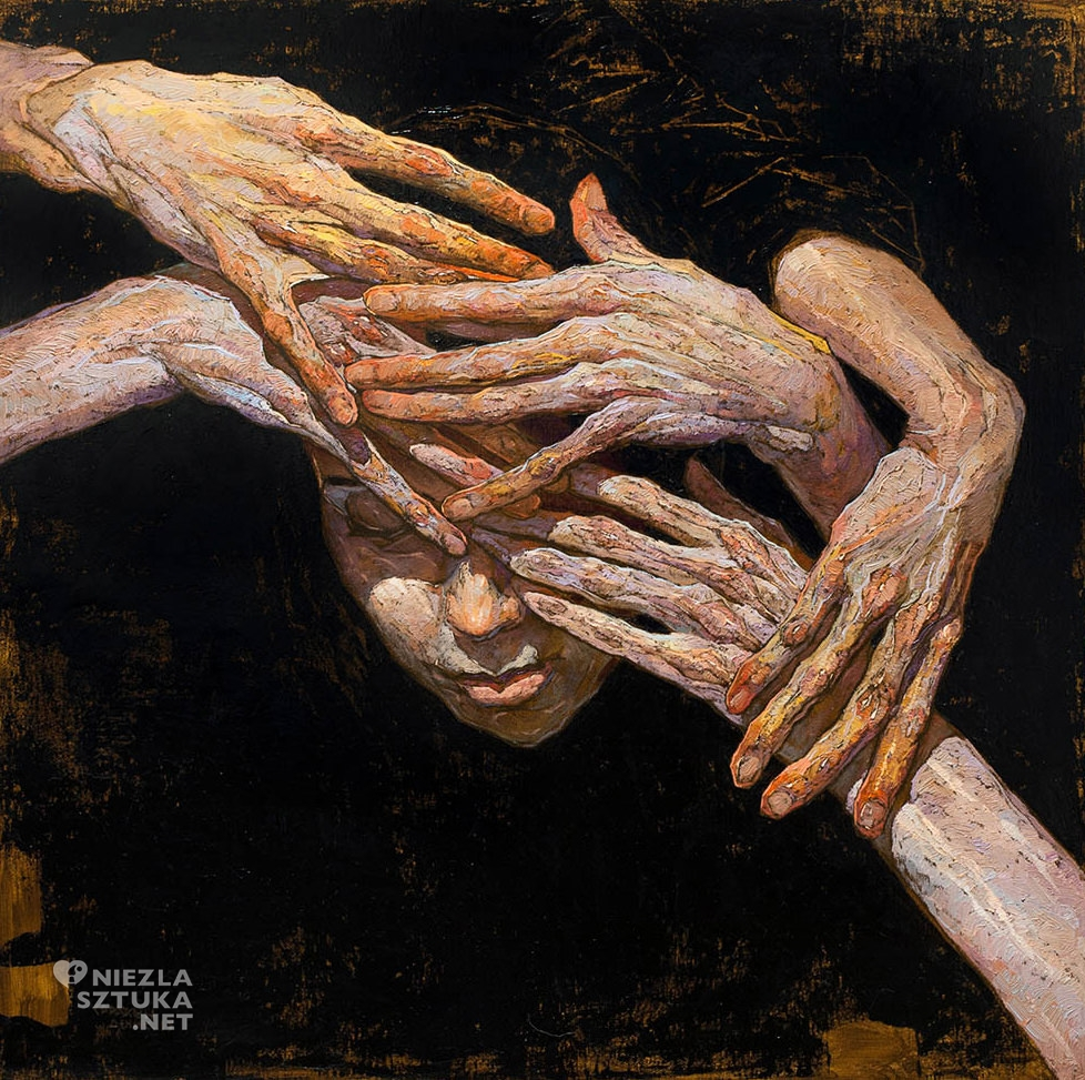 Denis Sarazhin, sztuka współczesna, sztuka europejska, Niezła Sztuka
