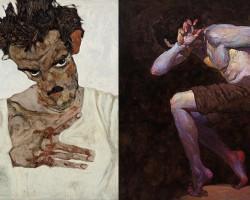 Egon Schiele, Denis Sarazhin, Niezła sztuka