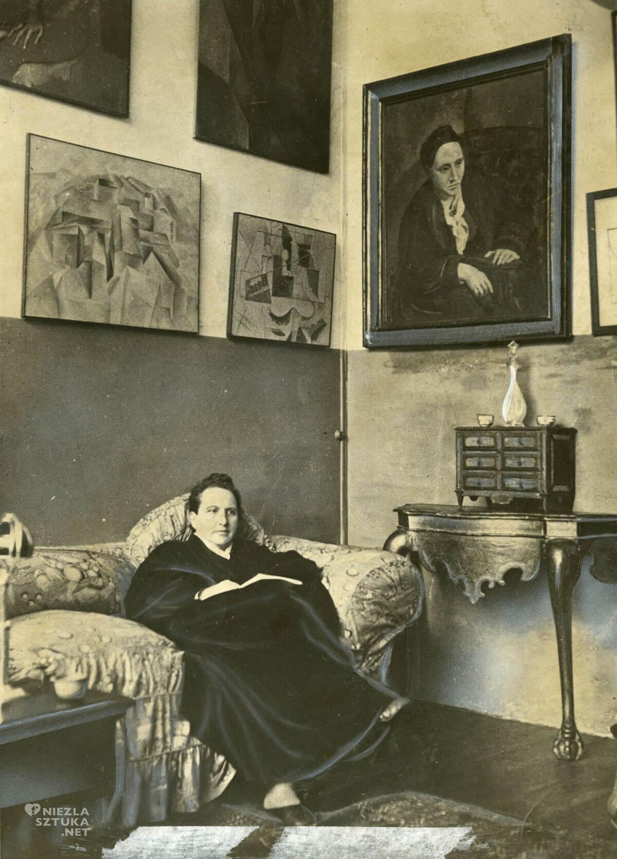 Gertruda Stein, Picasso, Niezła Sztuka