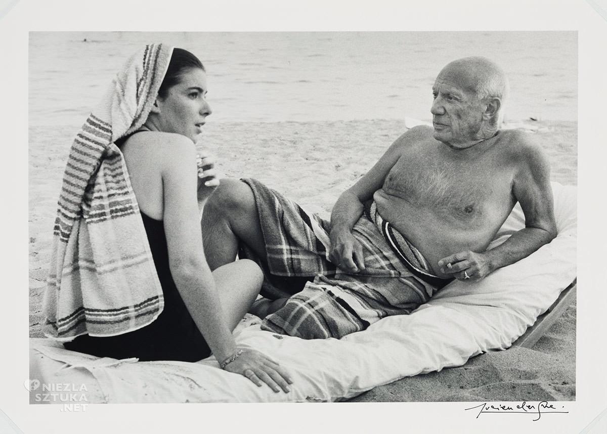 Pablo Picasso, Cannes, Niezła sztuka