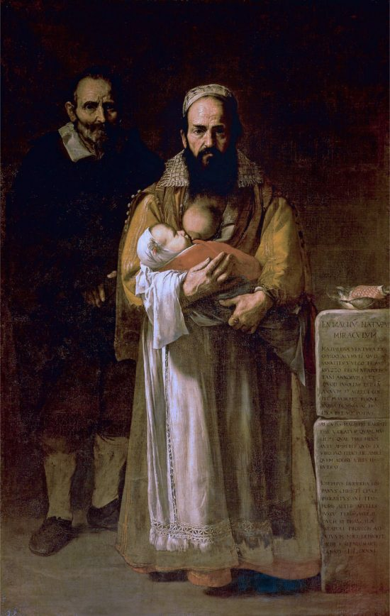 Jusepe de Ribera, Portret Magdaleny Ventury i jej męża, Magdalena Ventura, kobieta z brodą, Niezła sztuka
