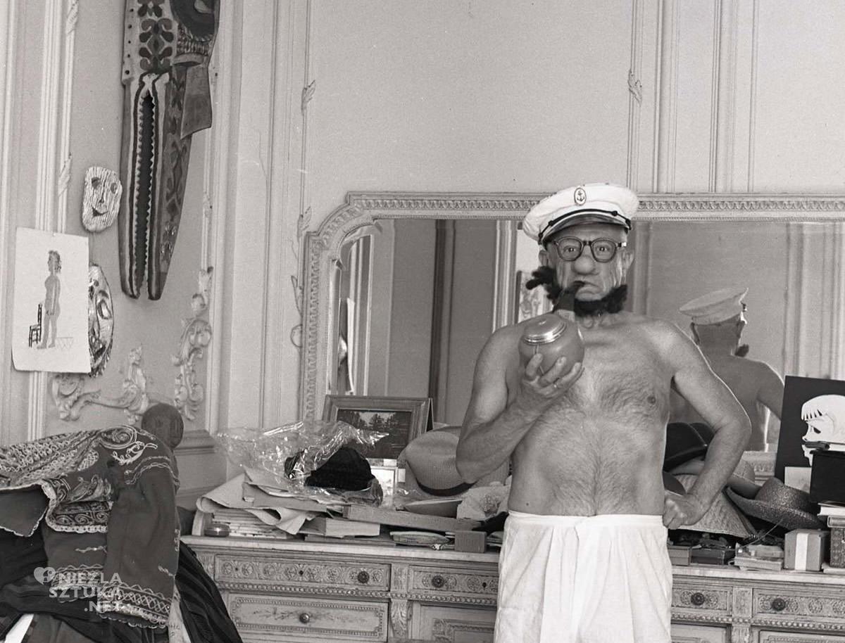 Pablo Picasso, Popeye, Niezła sztuka