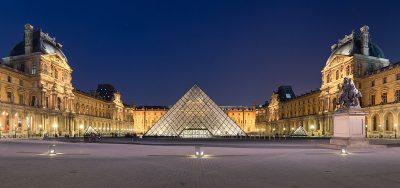 Luwr, Paryż, muzeum, Niezła Sztuka