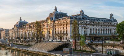 Musée d'Orsay, Paryż, impresjoniści, muzeum, Niezła Sztuka