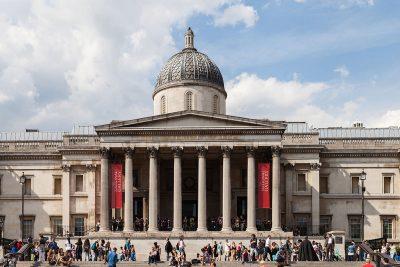 National Gallery, Londyn, muzeum, Niezła Sztuka