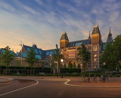 Rijksmuseum, Amsterdam, Niezła Sztuka