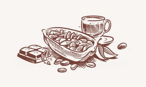 kakao ziarna, czarkolada, kakaowiec, niezła sztuka
