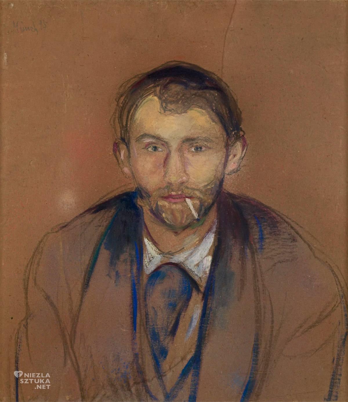 Edvard Munch, Stanisław Przybyszewski, Niezła Sztuka