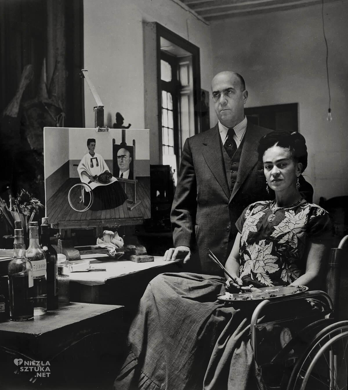 Frida Kahlo na wózku, niezła sztuka