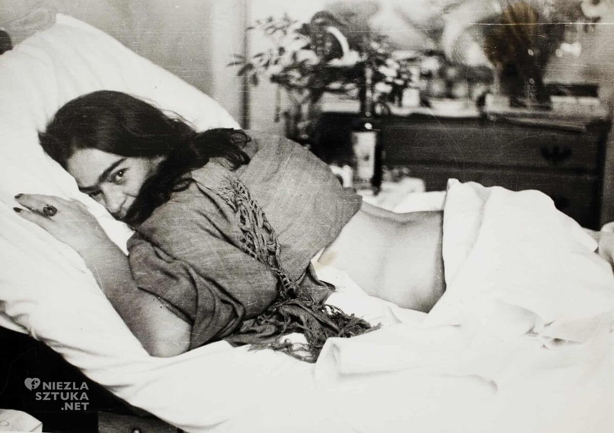 Frida Kahlo,niezła sztuka