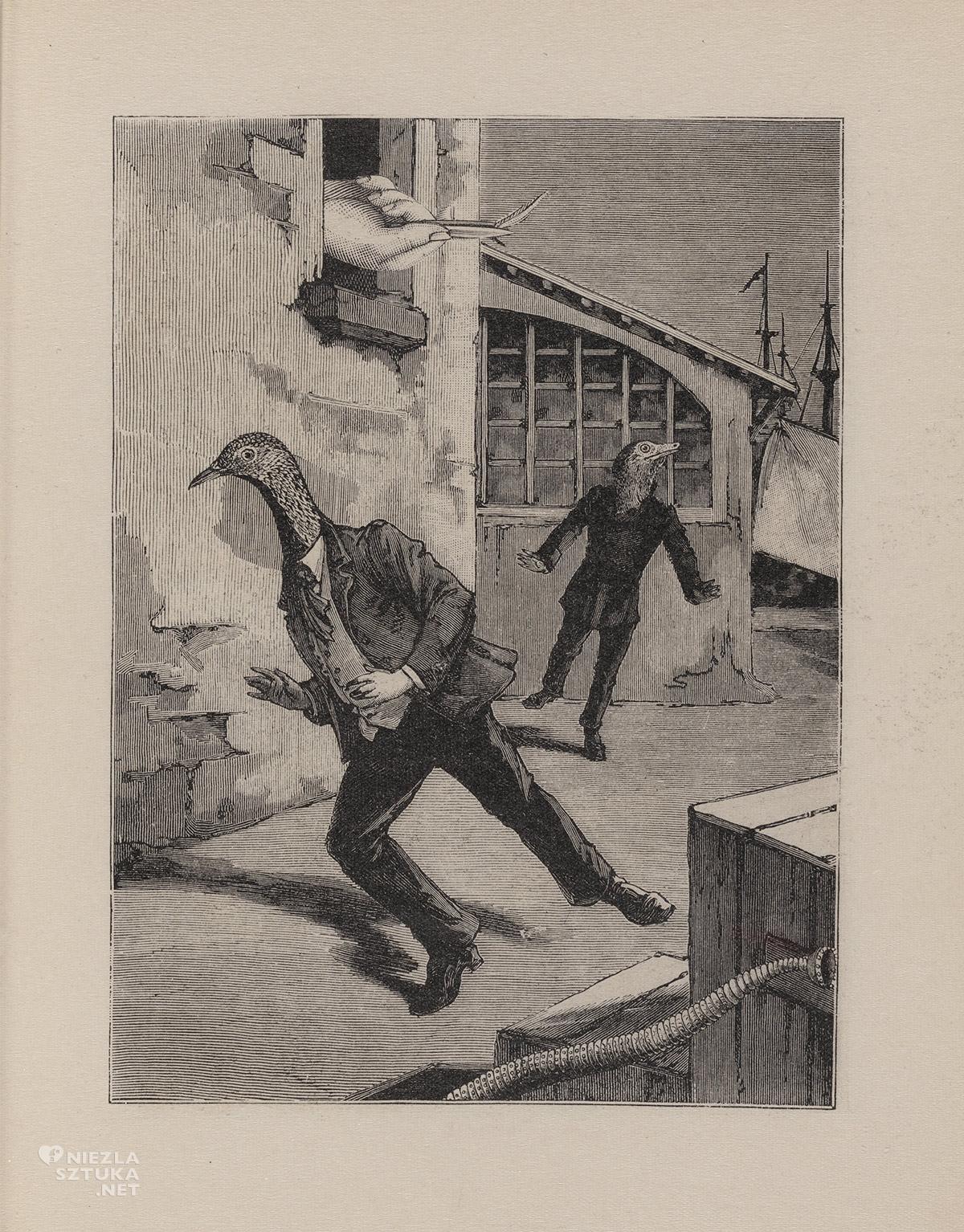 Max Ernst, surrealizm, dadaizm, Edyp, Niezła Sztuk