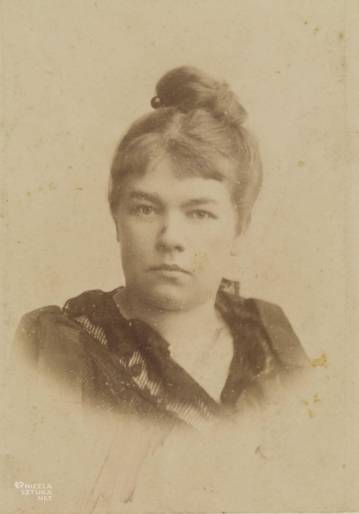 Teodora Pytko, żona Wyspiańskiego, Stanisław Wyspiański, Niezła sztuka
