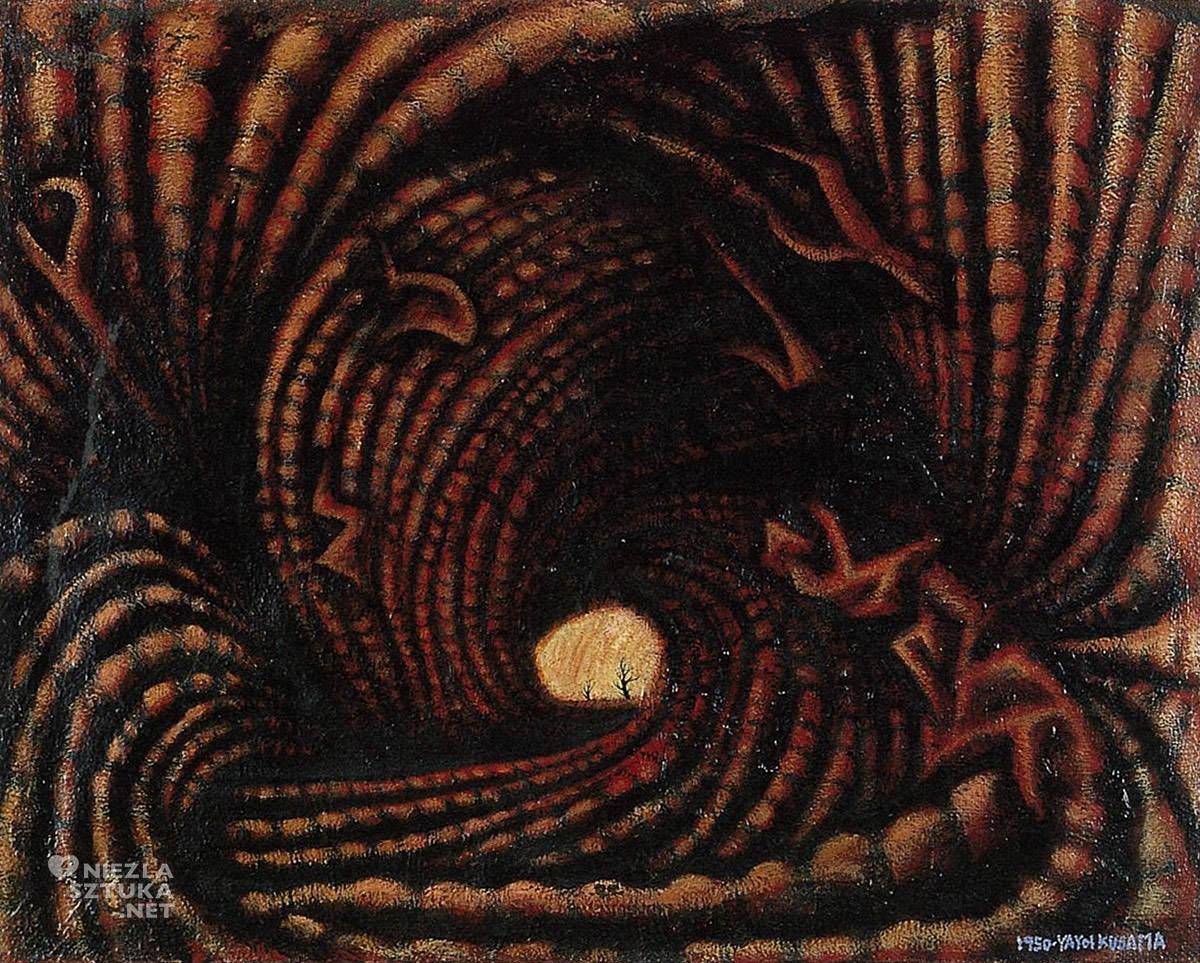 Yayoi Kusama, Akumulacja martwych dusz, sztuka współczesna, Niezła Sztuka