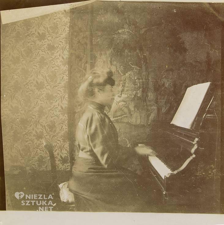 Édouard Vuillard, Misia Natanson, Misia Sert, niezła sztuka