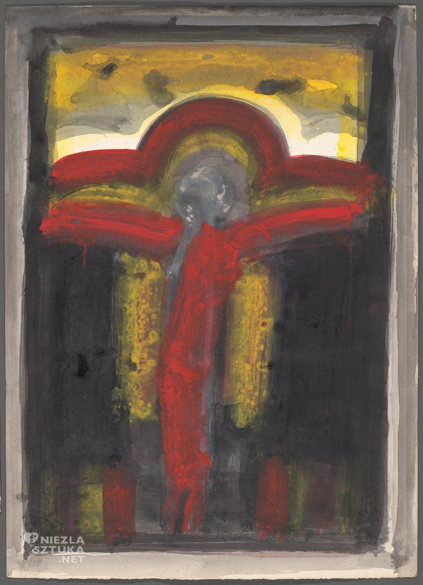 Kazimierz Głaz, sztuka współczesna, malarstwo, sztuka polska, Niezła Sztuka