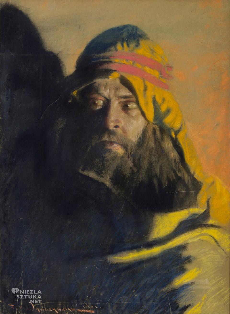 Feliks Michał Wygrzywalski, Autoportret, sztuka polska, Niezła sztuka