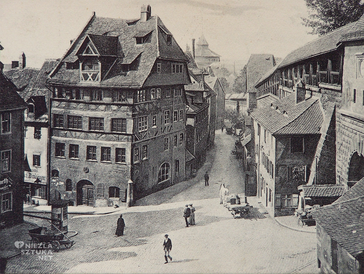 Albrecht Dürer, Norymberga, dom, Niemcy, Niezła Sztuka